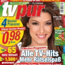 Rebecca Mir - TV Pur Magazine Cover [Germany] (23 January 2016)