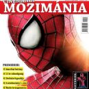Andrew Garfield - Mozimania Magazine Cover [Hungary] (January 2014)