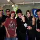 Elijah Blue Allman with His band DEADSY Meeting Legions 2006 Phantasmagore Tour