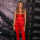 Kimberley Garner – World Fashion Awards 2019 at The Savoy Hotel in London - 454 x 681