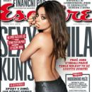 Mila Kunis Esquire Czech December 2012