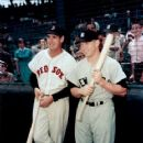 Ted Williams & Mickey