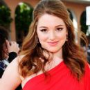 Jennifer Stone's Radiant 2012 Kids' Choice Arrival