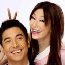 Akihiro Sato and Rufa Mae Quinto