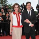 Milla Jovovich's Cannes Red Carpet Radiance