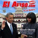 Barack Obama and Michelle Obama - 454 x 588