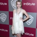 Emma Roberts - InStyle/Warner Brothers Golden Globes Party at The Beverly Hilton hotel on January 16, 2011 in Beverly Hills, California