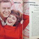 Annie Fargue - TV Guide Magazine Pictorial [United States] (29 April 1961) - 454 x 361