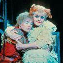 Ken Jennings and Angela Lansbury In 1979 Musical Thriller SWEENEY TODD: THE DEMON BARBER OF FLEET STREET - 454 x 435