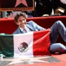 Eugenio Derbez Honored With Star on the Hollywood Walk of Fame - 454 x 303