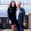 Laura Prepon – Visits the Empire State Building in NYC - 454 x 644