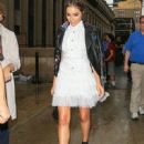 Olivia Culpo at New York Fashion Week 2