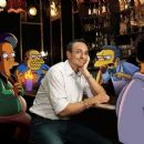 Hank Azaria and the Simpsons