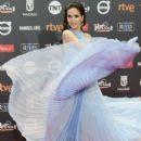 Natalia Oreiro- Platino Awards 2017- Red Carpet