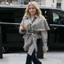 Chloe Moretz – Out and about in London