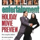 Anjelica Huston - Entertainment Weekly Magazine [United States] (15 November 1991)