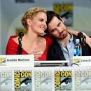 Jennifer Morrison Once Upon A Time Panel At Comic Con 2014