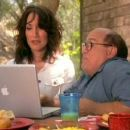 Katey Sagal & Danny DeVito In House Broken