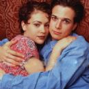 Alyssa Milano and Scott Wolf