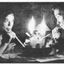 Jill Corey and Ben Cooper - 454 x 273