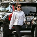 Ashley Tisdale – Shopping at the Gucci store in Beverly Hills