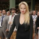 Genevieve Morton 2014 Breeders Cup World Championships In Arcadia
