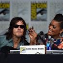 Norman Reedus-July 11, 2015-TV Guide Magazine: Fan Favorites at Comic-Con International 2015 - 454 x 341