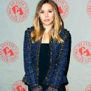 Elizabeth Olsen at the Atlantic Theater Company's Spring Gala