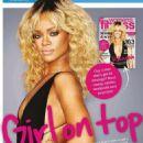 Rihanna Covers Women's Fitness UK May 2012