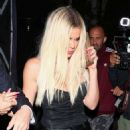Khloe Kardashian – Leaving the Nice Guy in West Hollywood