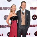 Ryan Reynolds and Blake Lively :  'Deadpool 2' New York Screening - 390 x 600