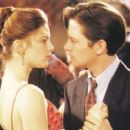 Gabrielle Anwar and Michael J. Fox - 454 x 254