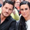 Rumer Willis and Val Chmerkovskiy