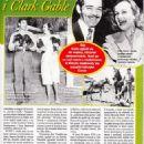 Clark Gable - Retro Magazine Pictorial [Poland] (November 2018) - 454 x 642