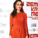 Angelina Jolie Premieres 'In the Land of Blood and Honey' in Croatia