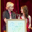 Laura Marano and Ross Lynch
