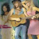 Jon Bon Jovi and Pamela Manning