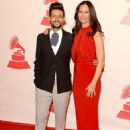 Draco Rosa and Angela Alvarado