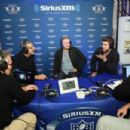 Liam Hemsworth-February 4, 2016-SiriusXM at Super Bowl 50 Radio Row - Day 1 - 454 x 302