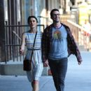 "Adam Levine Shoots ""Can a Song Save Your Life"" with Keira Knightley"