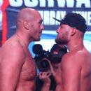 Tyson Fury v Tom Schwarz - Weigh-in