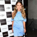 Louise Thompson – Nespresso Launch Party in London - 454 x 720