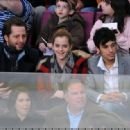Emma Watson - Florida Panthers Vs New York Rangers Hockey Game , 21. 11. 2009.