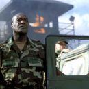 Delroy Lindo as General Wheeler in Dreamworks' The Last Castle - 2001