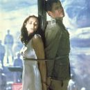 Harrison Ford and Karen Allen in Raiders of the Lost Ark (1981)