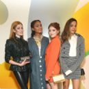 Willow Shields – Wolk Morais Collection 7 Fashion Show in Los Angeles - 454 x 681