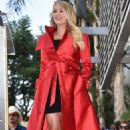 Carrie Underwood – Star on the Hollywood Walk of Fame in Los Angeles - 454 x 699