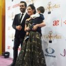 Ariadne Díaz and Marcus Ornelas and Diego- Premios TVyNovelas 2018 - 454 x 615