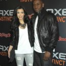 Kim Kardashian - AXE Instinct Launch Party At The Hard Rock Live On June 24, 2009 In New York City - 454 x 787