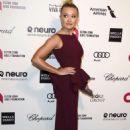 Emily Osment 2015 Vanity Fair Oscar Party In Hollywood